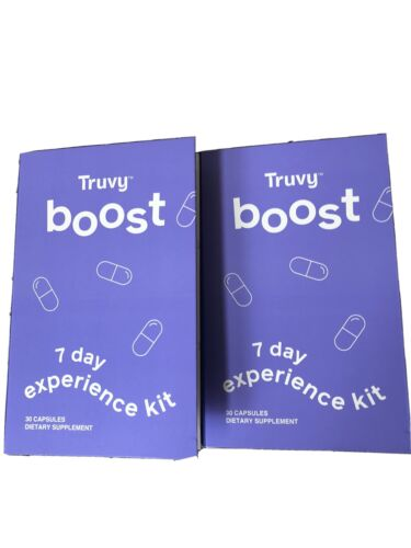 2 Week Tru + Vy Boost Combo (New TruVision Formula) Weight Loss Supplement
