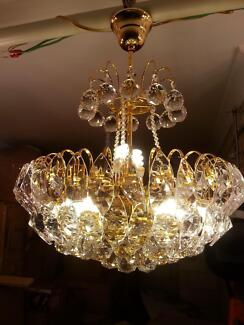 Brand new sparkling chandeliers for sale Belmont Belmont Area Preview