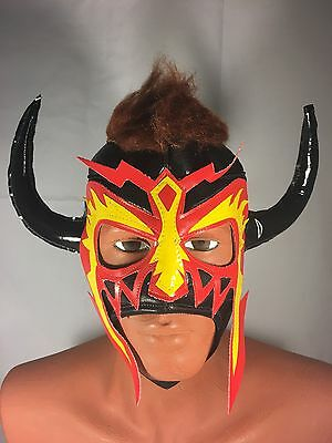 UCHADOR MASK! COOL! AWESOME!! GREAT FOR HALLOWEEN!  HANDMADE (Awesome Halloween-maske)