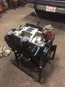 GM 602 crate engine
