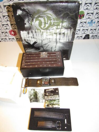 Fossil  Limited  (485/2000) Edition FRANKENSTEIN Watch NIB w/box & Tags