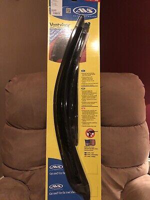AVS 94040 Ventvisor 4pc Color: Black New In Package