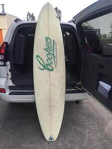 "7'6"" Mini Mal Surfboard Milton Brisbane North West Preview"