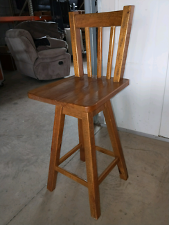 Settler Rustic Bar Stool - Nearly Perfect