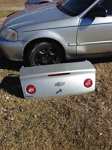 2005 Cobalt coupe trunk lid