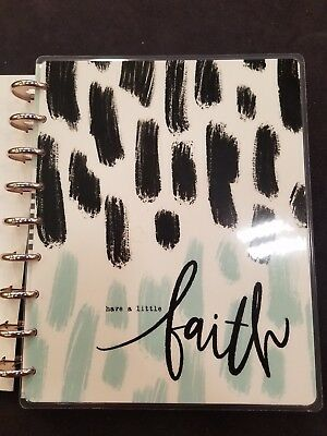 The Happy Planner Girl 2019 Faith Warrior Have A Little Faith Classic
