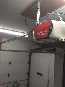 Ouvre porte de garage