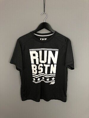 NEW BALANCE T-Shirt - Large - Grey - Great Condition - Men's