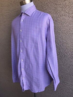 Awesome Men's Jack Stone By Thomas Dean Shirt XXL Fade White/Pink Blend C102