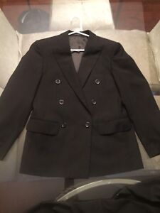 *** Size 14 Youth Italian Suit ***