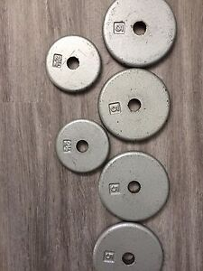"""Loose weights 1"""" hole"""