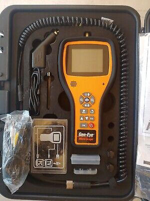 Gen-eye Micro Scope Gm-c Video Pipe Inspection System Camera Fast Shipping