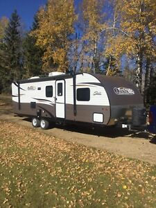 2014 Oasis Travel Trailer