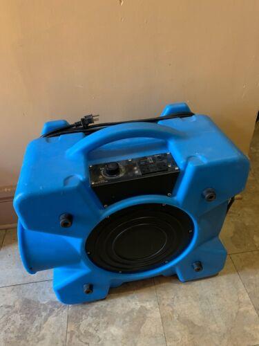 BlueDri BD-AS-550 Blue Air Scrubber HEPA Filtration System Negative