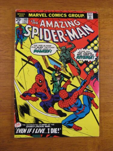 AMAZING SPIDER-MAN #149 Key Book! (FN/VF) Super Bright, Colorful & Glossy!