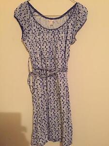 Blue & White Espirt Dress Somerton Park Holdfast Bay Preview