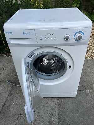 Beko 6kg washing machine A+ Class 1200rpm
