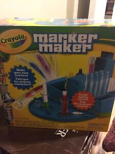 New in the box Marker Maker