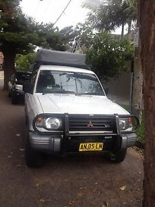 1994 Mitsubishi Pajero Wagon Manly Manly Area Preview