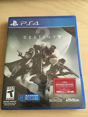 Destiny 2  Sony Playstation 4  Ps4    Free Shipping