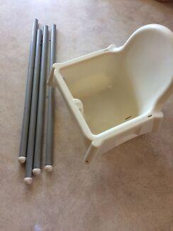 Antilop IKEA high chair