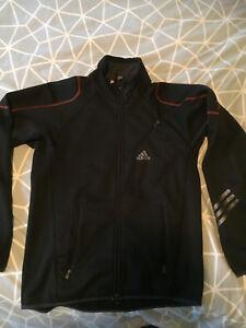 Manteau Adidas climate 365 Homme medium noir