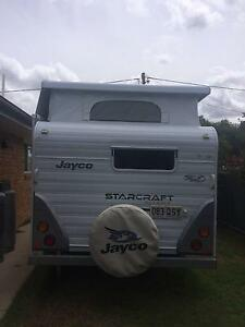 Jayco Starcraft Outback Mango Hill Pine Rivers Area Preview