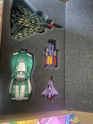 Transformers TFCC FSS5.0 Fractyl Scorponok Lifeline Quickslinger Complete w/ Box