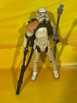 Star Wars - The Vintage Collection Loose - Sandtrooper (Squad Leader)