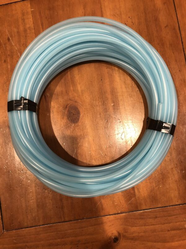 """Maple Sap Lines 50 ft. Roll 3/16"""" Food Grade Plastic Tap/spout Syrup Tubing"""