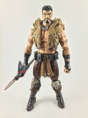 Marvel Legends KRAVEN Rhino BAF wave complete Spider-Man Infinite loose