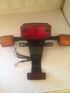 Honda scooter/ruckus tail lights and signals