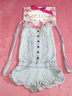 Liz Lisa Rompers Lolita Hime Gyaru shibuya109 Very Cute (k217)
