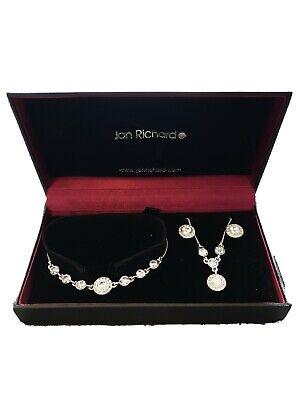 Jon Richard Jewelry Set