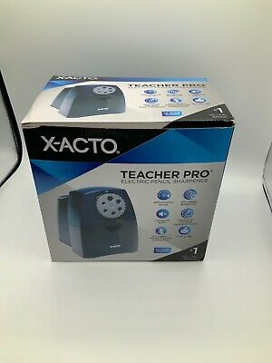 X-acto Teacher Pro Electric Pencil Sharpener Model 1675