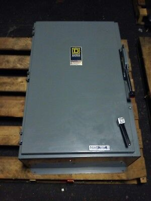 Square Dh266awkser.d3h266fusible Disconnect Switch600a600v600dc2polenew