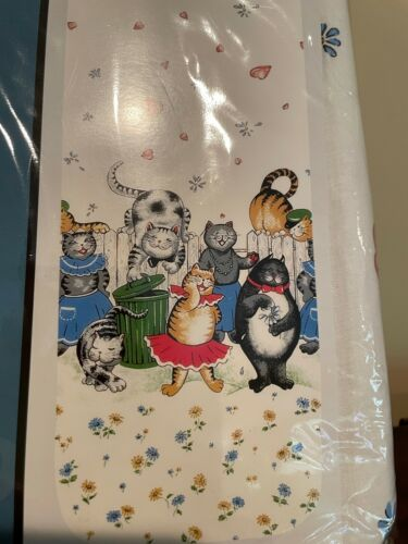 Kitty Cats Ironing Board Cover & Pad Standard Size   New in Package  CUTE!