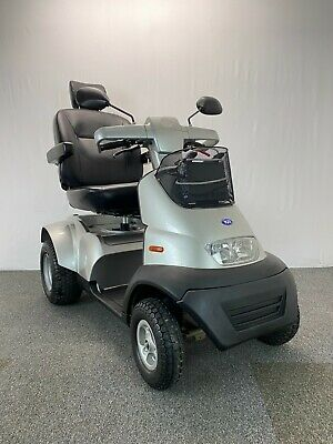 TGA Breeze S4 GT Max Heavy Duty All-Terrain Mobility Scooter