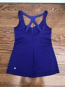 Genuine Lululemon size 4 6 small med work out tops