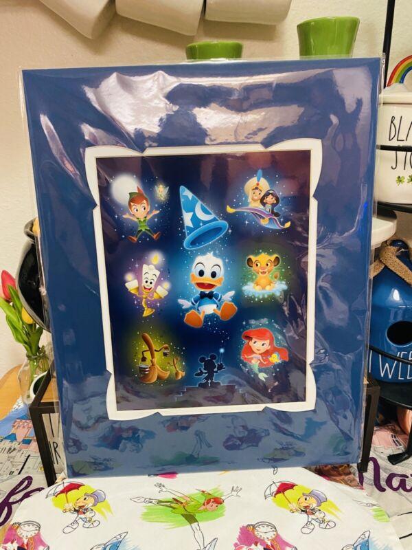 "Disney WonderGround ""A Symphony of Cute""  Deluxe Print by Jerrod Maruyama."
