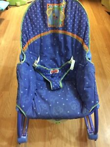 Fisher Price - Vibrating Rocking Baby Chair