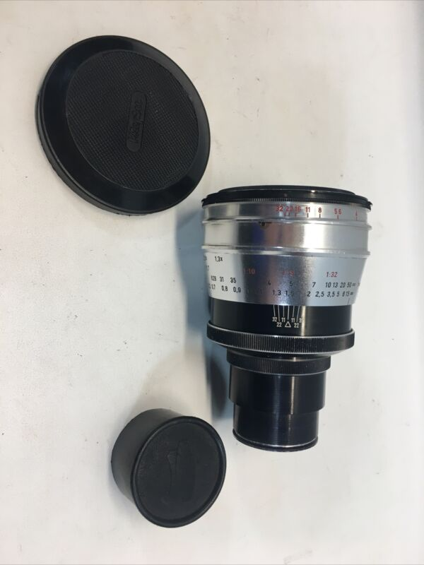 Heinz Kilfitt Munchen Makro-Kilar 90mm f/2.8 For Arri Mount