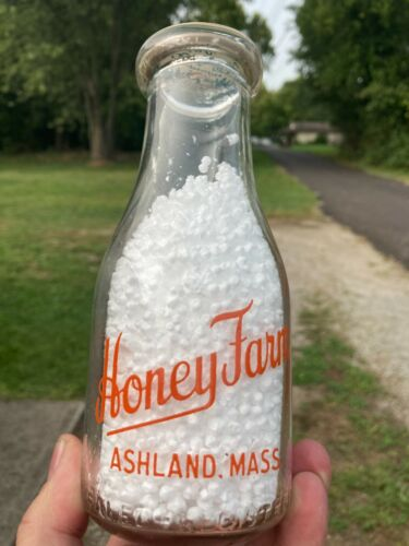 Honey Farm Ashland, Mass. Pint