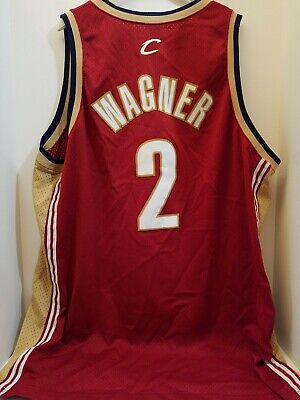 210eb007c4fa NIKE CLEVELAND CAVALIERS Dajuan Wagner  2 SEWN Jersey Men 3XL