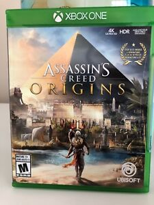 Assassins Creed Origins Xbox One used