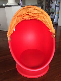 IKEA lomosk swivel (egg) chair Rrp $169 at IKEA