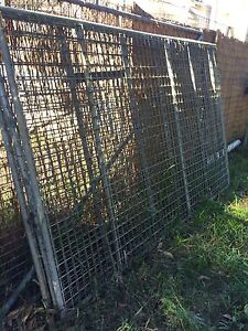 3 large fence panels Londonderry Penrith Area Preview