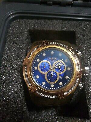 Invicta Bolt Zeus Men Model 20058 - Men's Watch Quartz swiss made rose gold tone