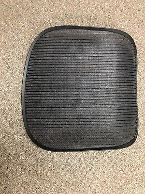 Herman Miller Aeron Seat Mesh Only Size B Medium Dark Purple Aeron Parts