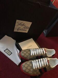 Gucci Ace supreme shoes